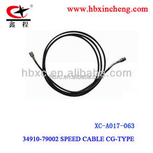 superior quality XC Car Speedometr Cable OEM NO.34910-79002 used for automobile & motorcycle parts
