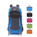 Low MOQ Free Shipping Fordable waterproof Travel Camping Hiking Backpack
