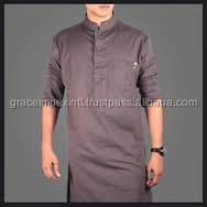 Mens Designer Shalwar Kameez - KURTA AND SHAWAR WITH EMBROIDERY GI_7483 - Kurta Shalwar Designs for Men with embroidery