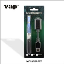 best quality Rechargeable ce4 electronic cigarette,ce4 blister e cigar ,2013 e-cig
