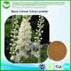 Estrogenic effect natural Chinese herb Black Cohosh Extract powder/ Cimicifuga racemosa extract