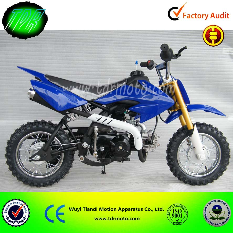 CRF 70cc dirt bike High performance motorcycle CRF01A made in China