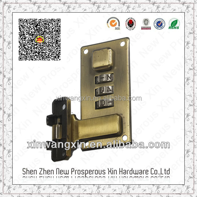 Manufacturer of double latch door lock and bolts
