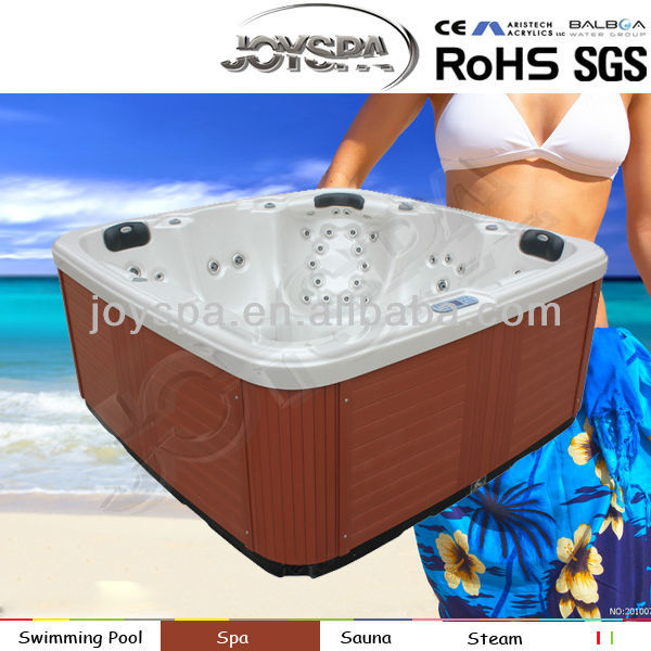 JOYSPA massage sexy hot, hot tub heater, best massage hot tub - JY8018(factory)
