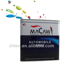 Macaw Series Car Paint Slow Dry Thinner