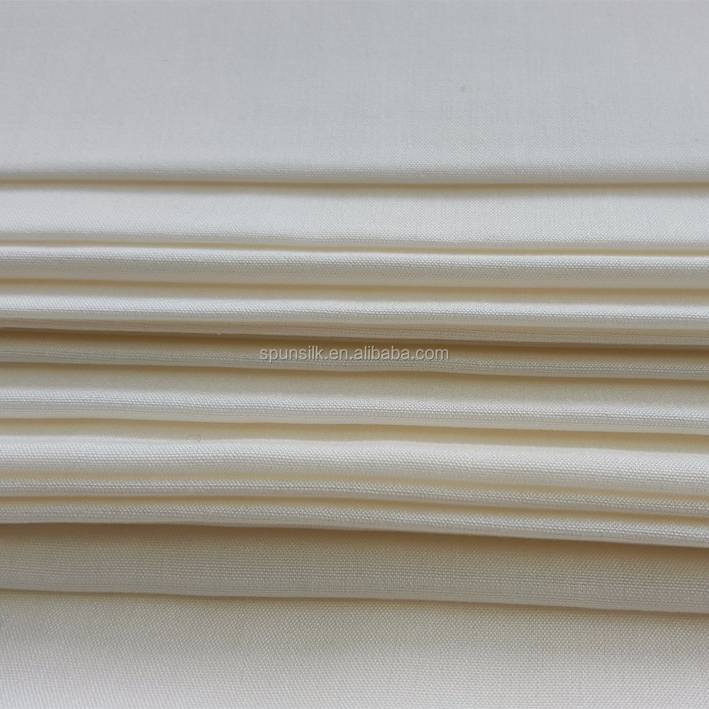10 Pounds 100% Silk Men White Arab Thobe Fabric Stock ,0.91*45.72m,Free Sample