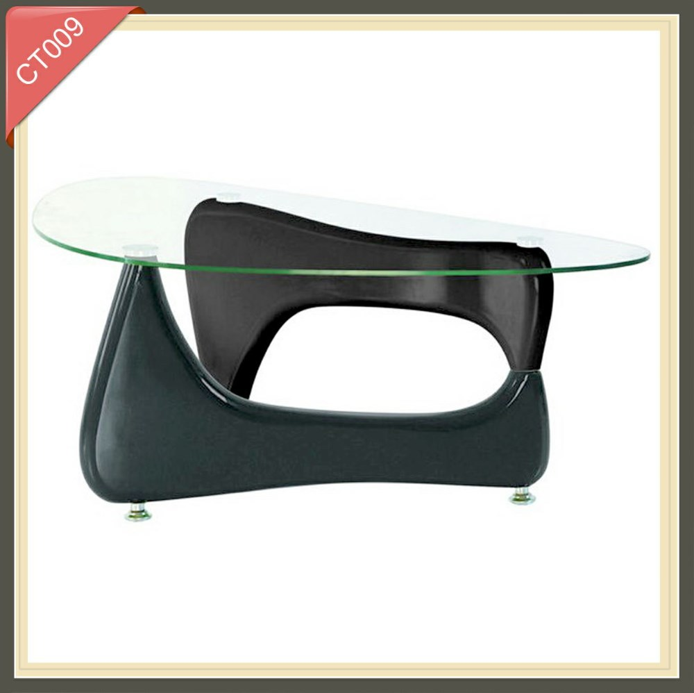 dolphins glass led standard coffee table sizes