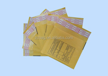 gold yellow kraft Bubble envelope mailer courier padded air cushioned packaging bags