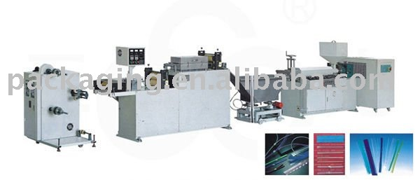 zipper bag film blowing machine