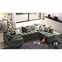 corduroy fabric sectional sofa design and price