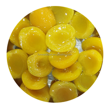 Canned Apricot Halves Choice in Light Syrup for sale 3000g