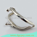 metal clasp clip small ball kiss lock wallet frame