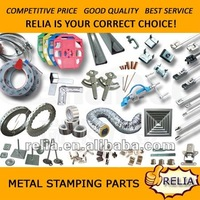 Metal Stamping Parts For HVAC & Support System