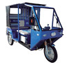 2017 new eco-friendly three wheel electric tricycle in Nepal market tuk tuk bajaj from QiangSheng
