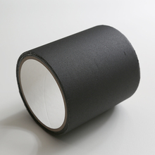 Factory Direct Price Self Adhesive Non Woven Custom Black Flexible Sealing Waterproof Tape