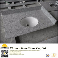 IKEA STONE G603 Integrated Bathroom Sink And Countertop