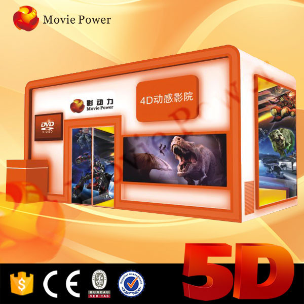 Investment and business opportunities cinema 5d cabin