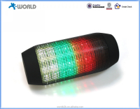 Dynamic LED Lights Pulse Wireless Bluetooth Speaker