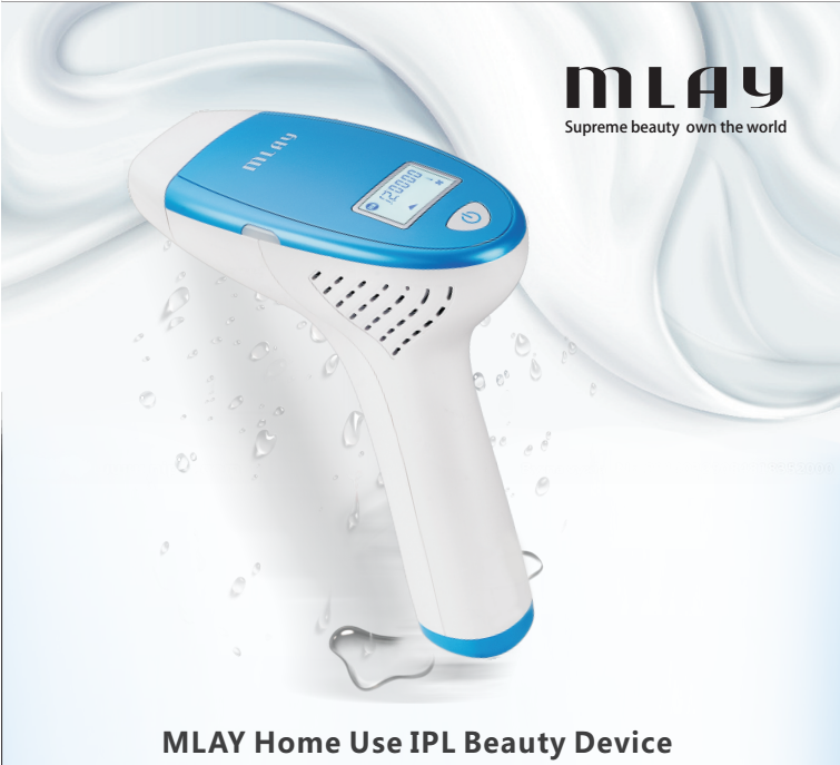 beauty salon equipment hair removal machine