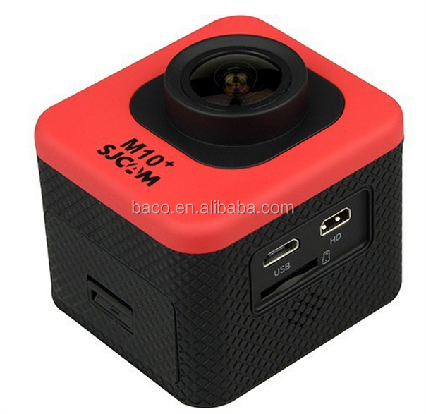 2015 new waterproof novatek 96660 chip mini sport camera wifi 2K cam sjcam M10plus