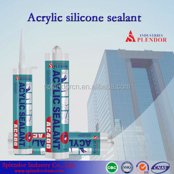 acetic silicone sealant/ acrylic-based silicone sealant supplier/ gutter silicone sealant for roof waterproofing