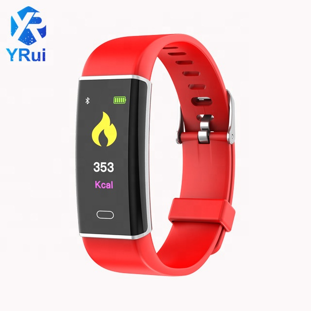 <strong>D12</strong> Amazon Hot selling Smart High-definition Color Screen Bracelet Step Count Intelligent Watch