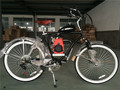 4 stroke motor engine cruiser bicycle gas bike motocycle