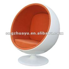 Iconic furniture Eero Aarnio Ball chair