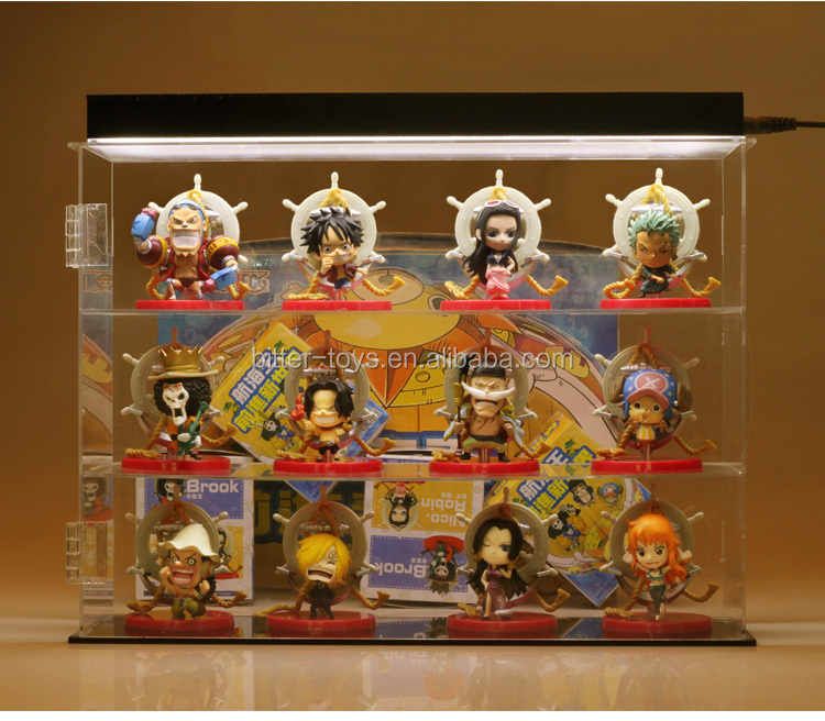 OEM hot anime one piece Japanese action figure, JP PVC anime figures toy, custom one piece figure kids toy