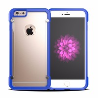 Fashional Design Cell Phone Cover for iPhone 6s Crystal Phone Case