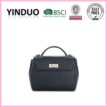 Fashion china factory Guangzhou daily use no logo black market real leather bags middle aged women the trend low price handbags