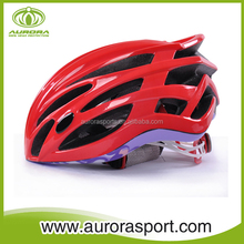 Beautiful high quality only 190g bicycle sport helmet