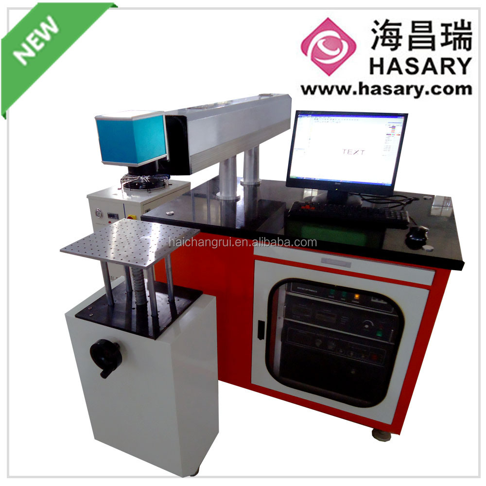 Special marking software laser metal mark machine for aluminium cabon steel