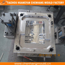 Injection moulding of plastic battery container manufacturers