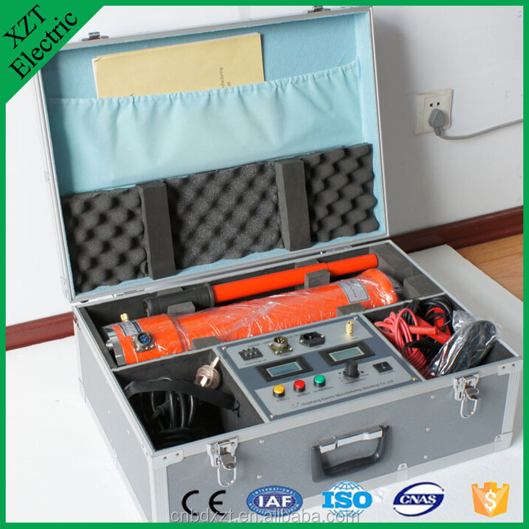 Good quality best price chinese dc high voltage generator DC Hipot Tester