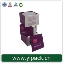 new special design rotary wine paper cardboard packaging box wholesale