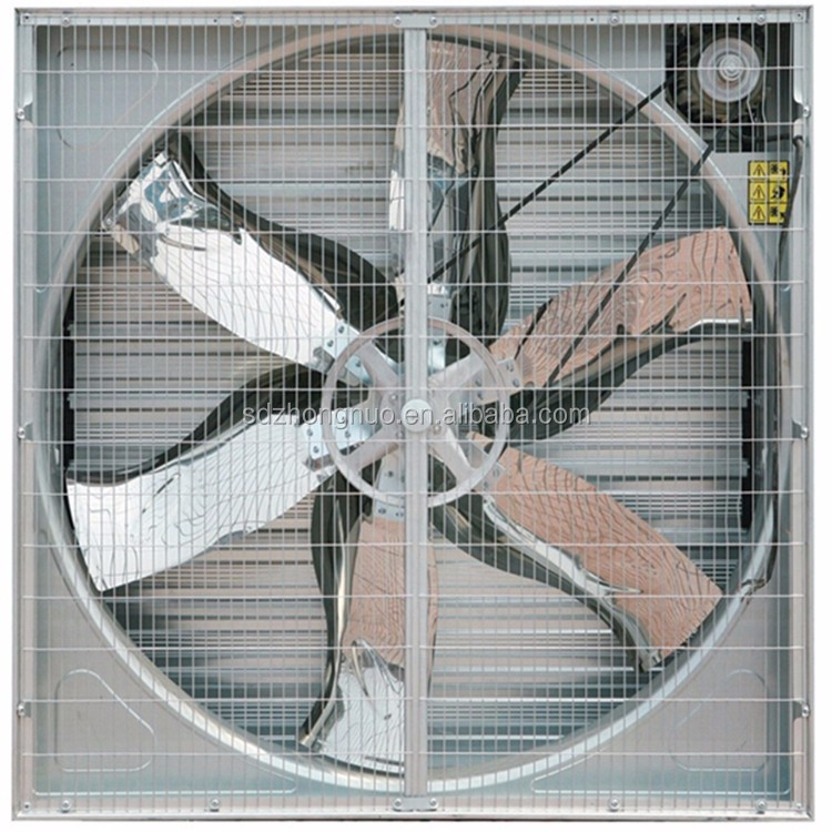 Factory sale Greenhouse poultry house industrial exhaust ventilation fan with speed controller