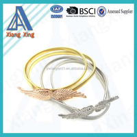 Custom Lady Elastic Metal Belt