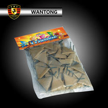 Triangle crackers toy firecrackers