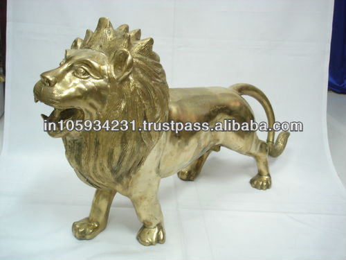 Good Quality Brass Lion