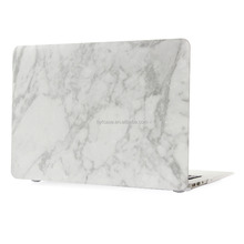 11.6 inch Water Paste Injection Hard PC Shell Cover Case for Macbook Marble Case Mac Book air Laptop Skin
