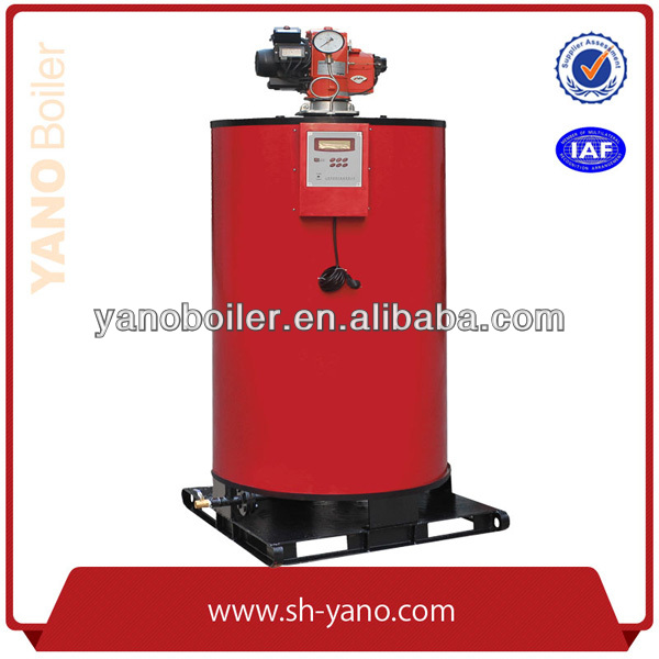 hot water boiler gas/oil fired