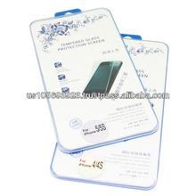 For Appl Iphone 5 5S TEMPERED GLASS Screen Protector 0.25mm With Package.
