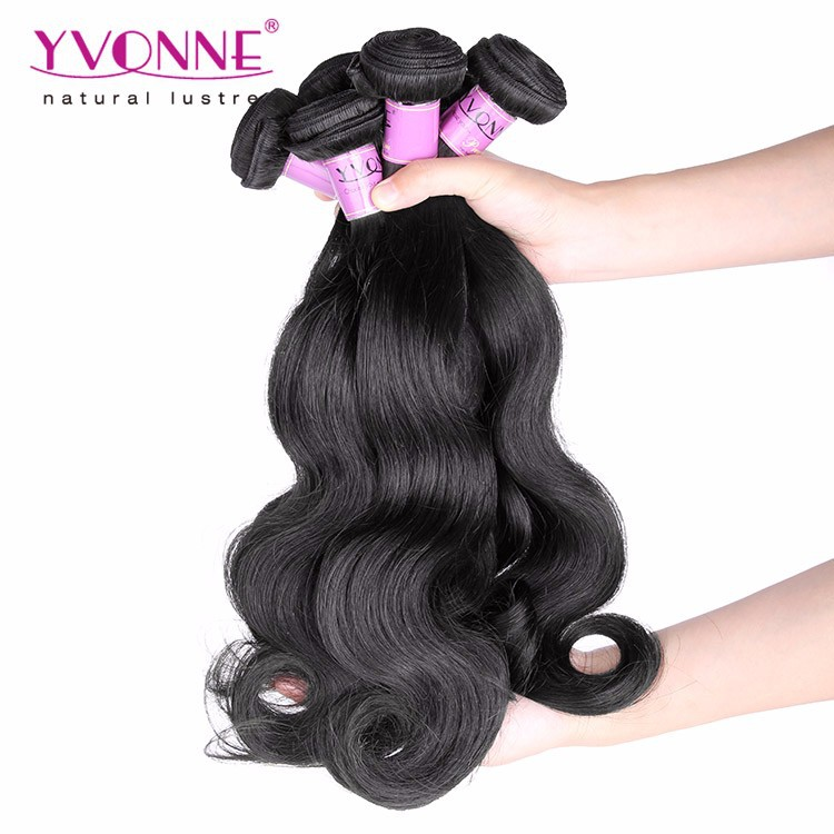 Cambodian Hair Body Wave Virgin Natural Hair Extensions