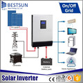 8BESTSUN Pure sine wave 10kw inverter with charger with long-term service