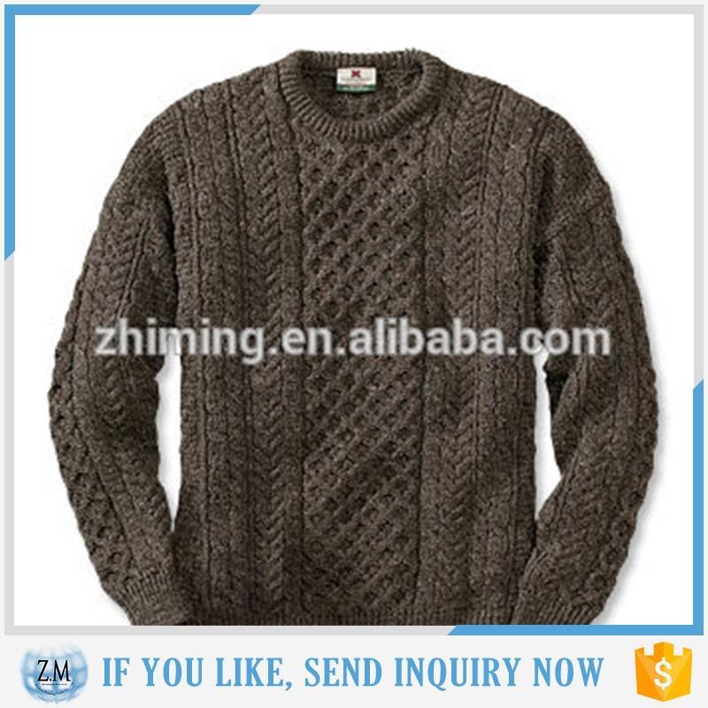 Вязание свитер для рыбака 60