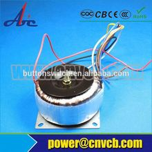 Small Single Phase PCB Mounting power transformer for lighting/medcial equipment/instrument/electric equipment