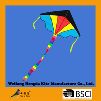 colorful kite manufacturer in weifang china