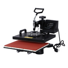 6 in 1 sublimation multifunctional combo heat press machine / heat transfer printing Machine