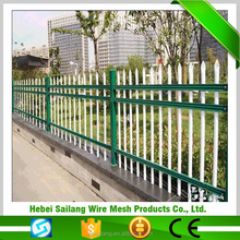 Welded Metal 2.0m height palisade fence